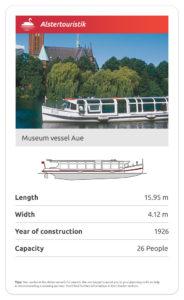 Museum vessel Aue