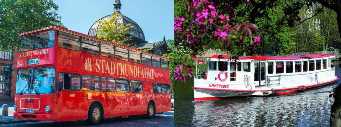 Stadt & Alsterrundfahrt_collage